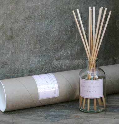 Peony Scented Diffusers Hong Kong Home Essentials | Natural room diffusers quality scented diffusers air fresheners Hong Kong Home Essentials Central