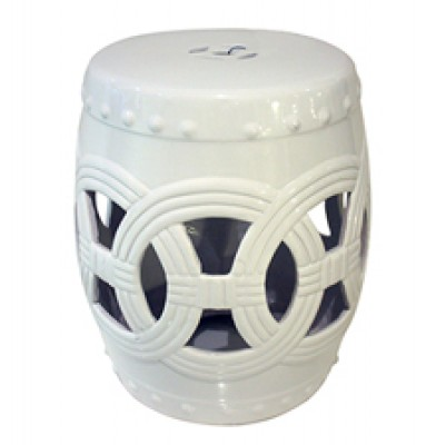 Ceramic stools Hong Kong colorful HK Asian decor seating money coin stool value ceramics Home Essentials