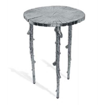 Enchanted Forest Side Table - Polished