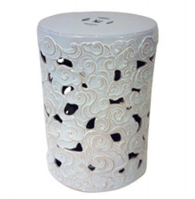 Ceramic Stools, Hong Kong, Chinese Stool, Unique Design, Home Essentials