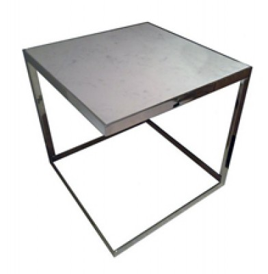 marble top side table stainless steel end table hong kong HK Home Essentials end table