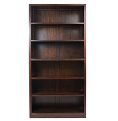 JAVA  BOOKCASE solid rosewood colonial styling solid wood tall Hong Kong HK bookshelf Home Essentials bookcases