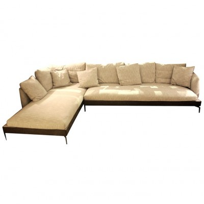 Sectional Sofa, L Shape Sofa, Modern, Fabric, Home Essentials, Hong Kong