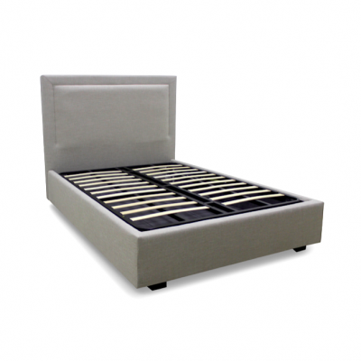 Lincoln park bed frame Gas Lift Storage Bed, Home Essentials, #1 storage bed, Hong Kong