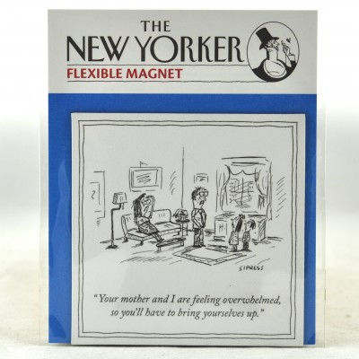 New Yorker Magnet - Your Mother and I