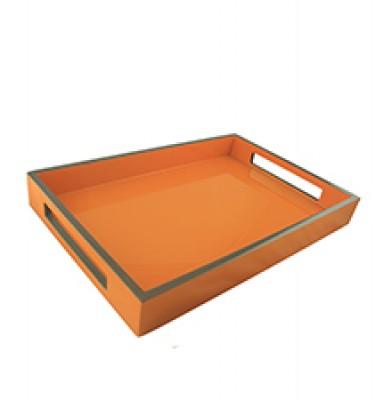2 Tone Wooden Tray (Small)