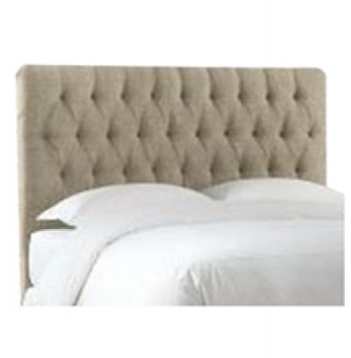 padded tufted fabric headboards HK Hong Kong Home Essentials