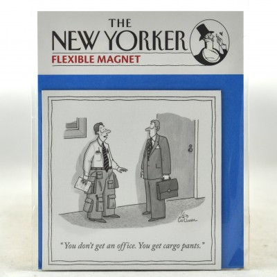 New Yorker Magnet - Cargo Pants