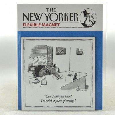 New Yorker Magnet - Piece of String
