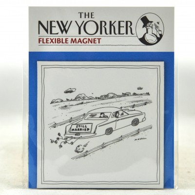 New Yorker Magnet - Still Married