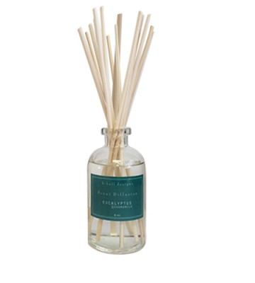 EUCALYPTUS & CHAMOMILE SCENT DIFFUSER 100% natural Hong Kong Home Essentials