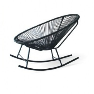 acapulco rocking-black | outdoor furniture Hong Kong HK Home Essentials, balcony furniture Hong Kong | acapulco rocking-yellow | modern outdoor furnit