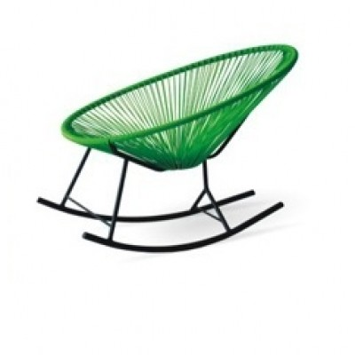 acapulco rocking-green | outdoor furniture Hong Kong HK Home Essentials, balcony furniture Hong Kong | acapulco rocking-yellow | modern outdoor furnit