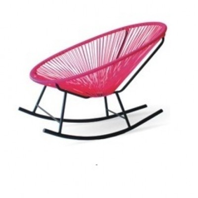 acapulco rocking-magenta | outdoor furniture Hong Kong HK Home Essentials, balcony furniture Hong Kong | acapulco rocking-yellow | modern outdoor furn