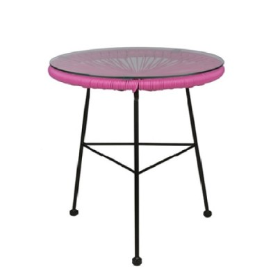 Acapulco 45 Magenta Table