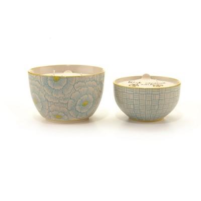 Jasmine & Bamboo 100% natural soy wax candle HK Hong Kong Home Essentials