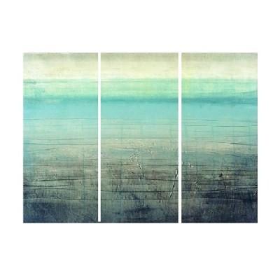Sea Glass Triptych