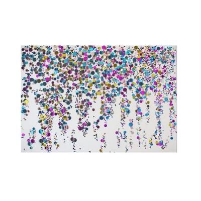 Bubbles oil painting