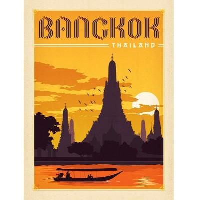 Bangkok Thailand Poster