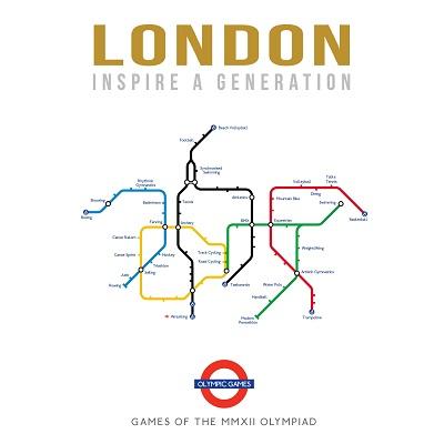 London Inspire Poster