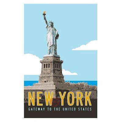 New York Gateway Poster