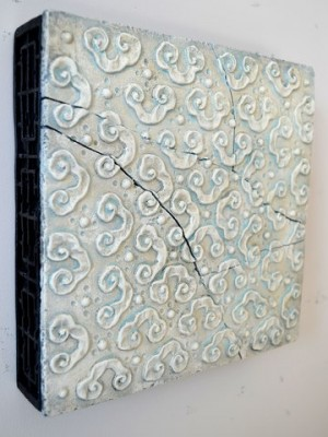 Ceramic wall art - GFT7