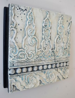 Ceramic wall art - GFT10