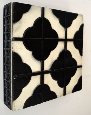 Ceramic wall art - GFT29