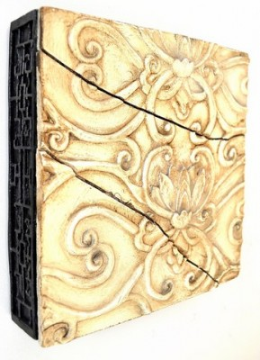 Ceramic wall art - GFT32