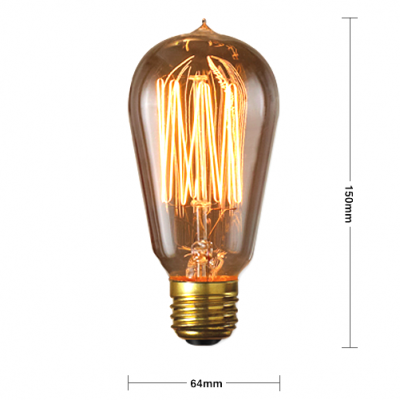 Edison light bulbs Hong Kong supply Home Essentials Central HK | vintage light bulb supplier Hong Kong Home Essentials Central HK | seller of Edison L