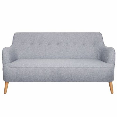 Retro modern 2.5 Sofa grey Scandinavian Central Hong Kong