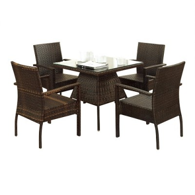 roof top, balcony, outdoor dining table dining chairs in HK Hong Kong Home Essentials rental retail quality product popular patio furniture