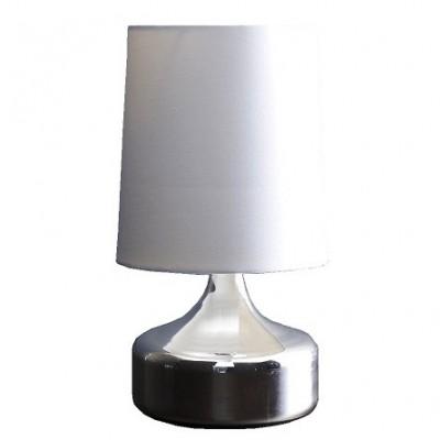 Petite Jar Lamp - Silver