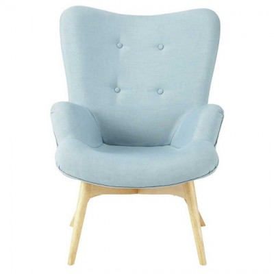 Oulu High Back Armchair retro hong kong modern