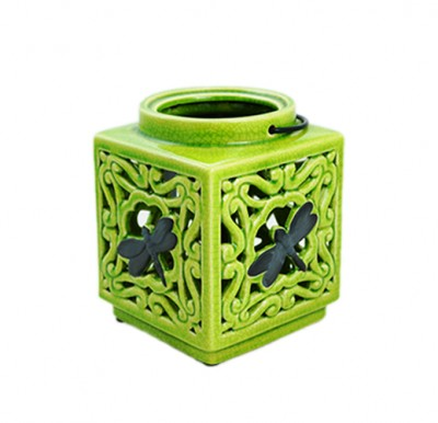 Candle holder, Chinese Lantern Color Hong Kong Home essentials vase
