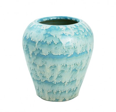 Vase Living home essentials Hong Kong ceramic wave blue white japanese stylish chinese vase Home Essentials Hong Kong