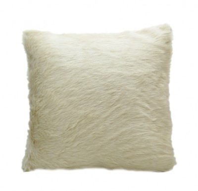Beige Faux Fur Cushion | HK Cushion | Christmas Cushion | New Home | Fur Cushion | Hong Kong Home essentials | Nice cushion | Sofa Partners | Sofa | C