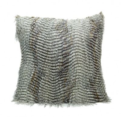 Animal Print Faux Fur Cushion | HK Cushion | Christmas Cushion | New Home | Fur Cushion | Hong Kong Home essentials | Nice cushion | Sofa Partners | S