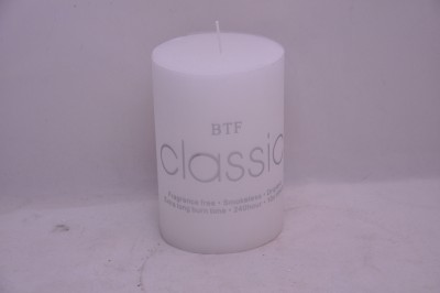 WALT Classic White Candle (10 x 15 cm)