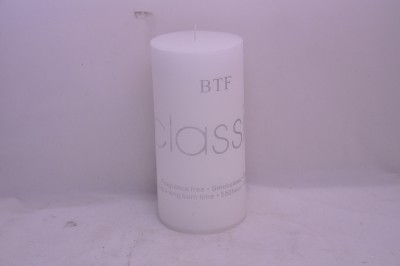 WALT Classic White Candle (12 x 25 cm)