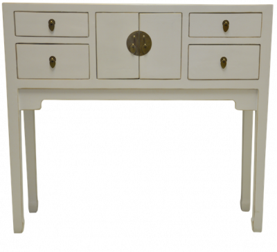 Console Tables Alter Tables Hong Kong Home Essentials | White Chinese Duke of Chou Table Console | Chinese reproduction furniture Hong Kong Home Essen