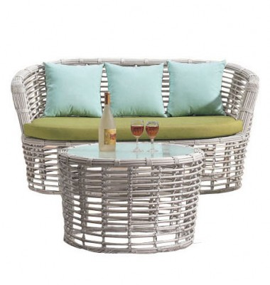 Key west outdoor sofa | outdoor furniture hong kong, patio furniture hong kong Home Essentials Central HK, balcony chair, quality rooftop furniture