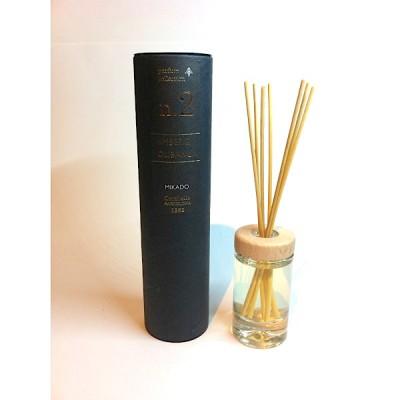 Amber & Olibanum Nº2 Room Diffuser 50ml |  natural diffuser aroma scents Hong Kong Home Essentials | diffusers HK Hong Kong Home Essentials