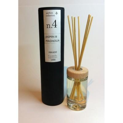 Jasmin & Magnolia Nº4 Room Diffuser 50ml |  natural diffuser aroma scents Hong Kong Home Essentials | diffusers HK Hong Kong Home Essentials