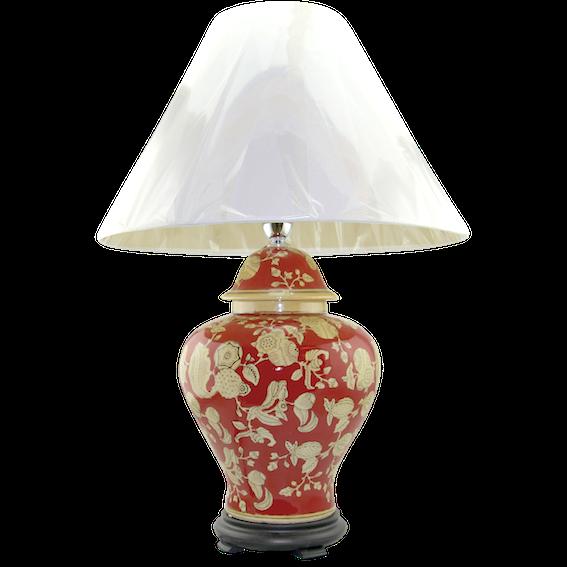 Shang Dynasty Lamp Chinese Ceramic Chinese Ceramic Vase Lamps Hong