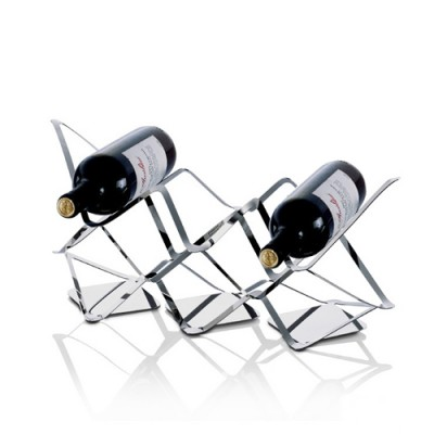Bird Nest Stainless Steel wine rack