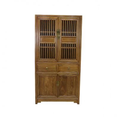 Guilin Slats Cabinet | wardrobe Hong Kong | Chinese reproduction furniture Hong Kong Home Essentials Central HK | Vintage Antique Chinese furniture Ho