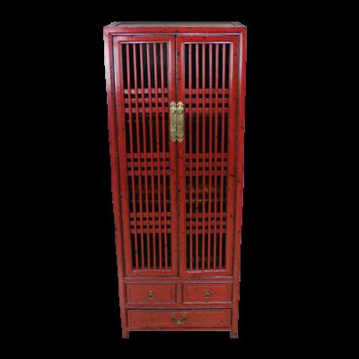 Peking Slat Cabinet | wardrobe Hong Kong | Chinese reproduction furniture Hong Kong Home Essentials Central HK | Antique Chinese furniture Hong Kong H