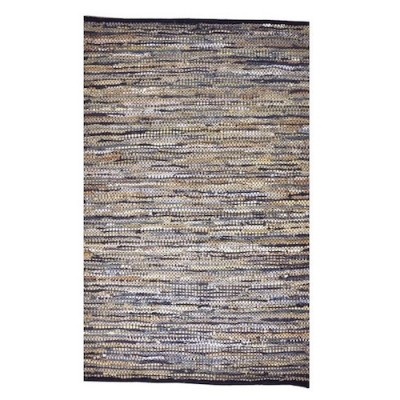 Nara Leather Rug | all natural leather rugs Hong Kong Home Essentials Central HK