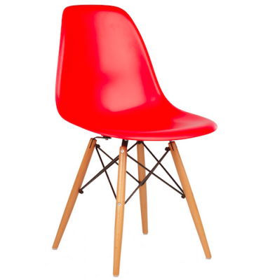 Red Tower Chair | modern dining chairs Hong Kong Home Essentials Central HK | dining room furniture chairs fabric HK | desk chairs Hong Kong Central H